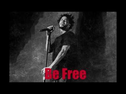 J Cole  Be Free instrumental