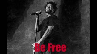 J. Cole - Be Free (instrumental)