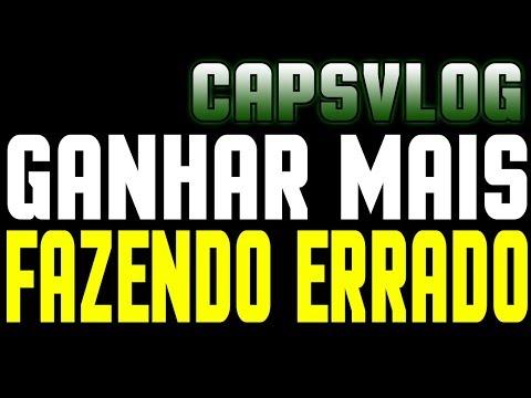 CAPSVLOG - FAZER ERRADO É MELHOR