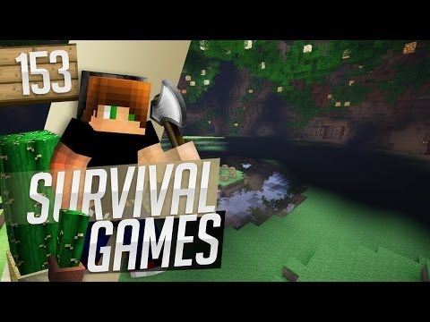 Minecraft: Survival Games! Ep. 153 - REBECCA BLACK'S BROTHER!?!?