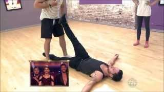 Val & Zendaya Parts of DWTS Results Week 5