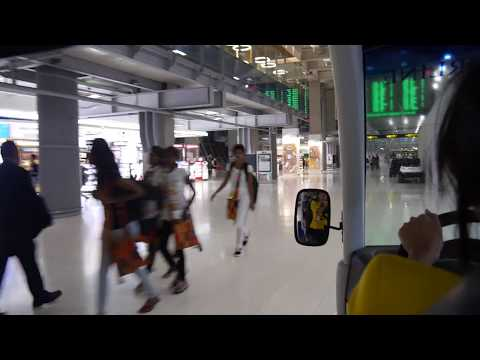 Fast Track and Electric Cart Service Suvarnabhumi Airport