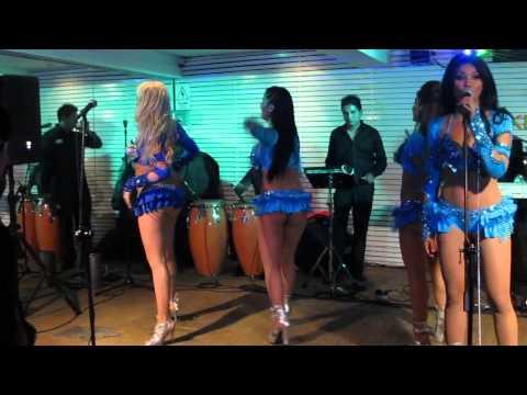 Alma Bella con Katty Garcia, Emily Vargas, Anabel Torres