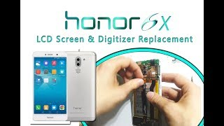 Honor 6X (BLN-L22) LCD Screen & Digitizer Replacement / Anzeige reparieren | Selekt