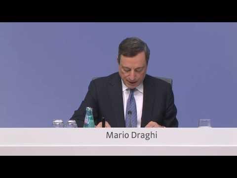 ECB Press Conference - 21 July 2016