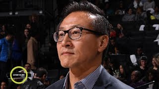 New Nets owner Joseph Tsai will make big moves right away - Tim Bontemps | Outside the Lines