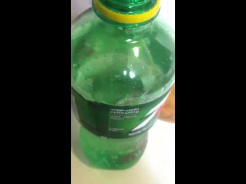 Pouring up a deuce of green promethazine ( mfg caraco ) ..