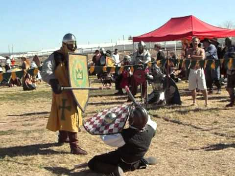 Tournament of the Outlands, Estrella 2007 part four