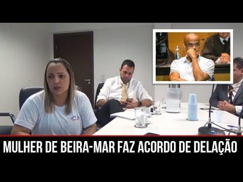 Mulher de Beira-Mar faz acordo de delação e diz estar arrependida | Criminosos