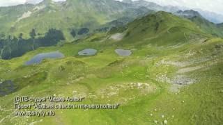 Абхазия. Ауадхара. Семь озер.