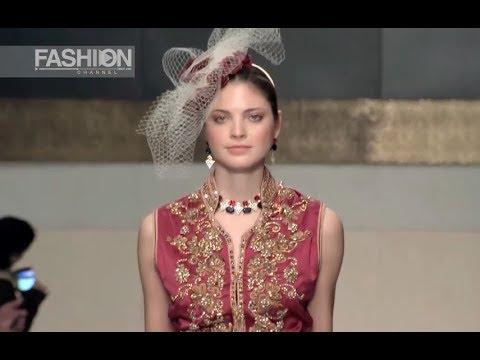 FILALİ Oriental Fashion Show 2018 Istanbul - Fashion Channel