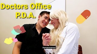PDA In A Doctor's Office
