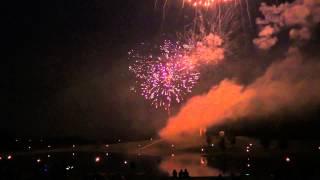Ingler Family Fireworks