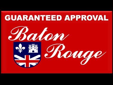 Видео Bad credit loans baton rouge