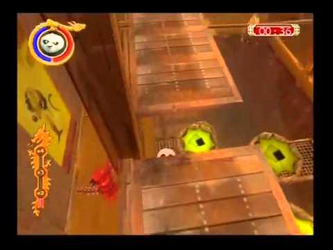 Kung Fu Panda - Parte 4 - Español