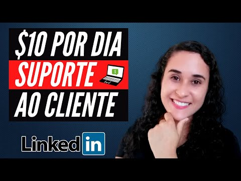 Trabalhe Home Office Na Empresa Linkedin (OPORTUNIDADE ÚNICA)