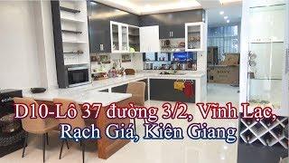Bán nhà mặt tiền đường 3/2, TP.Rạch Giá, Kiên Giang - Nhà đất Kiên Giang