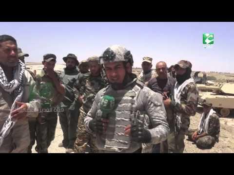 Iraq - ISF operations near Jisr Al-Yabani near Baghdad Amman highway - Anbar