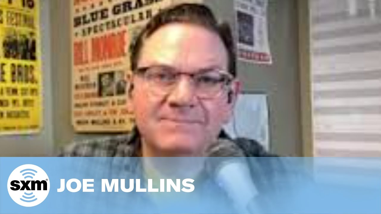 Joe Mullins Explains the History Behind 'Industrial Strength Bluegrass' Album