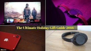 The Ultimate Holiday Gift Guide 2018!!!