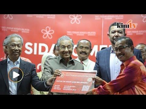 MP Bagan Serai, empat senator Umno sertai Bersatu