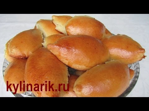 Пироги в духовке видео