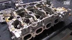 TM käyttötesti: Mercedes-Benz B 180:n moottorin purku