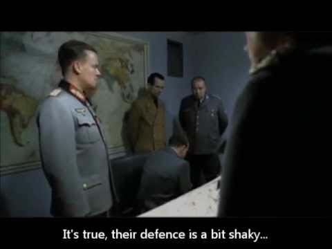 Hitler reacts to Rangers' (lack of) January transfer dealings and the sale of Nikica Jelavic
