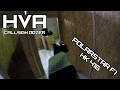 Airsoft Gameplay - HVA Callsign Dozer Polarstar F1 HK416