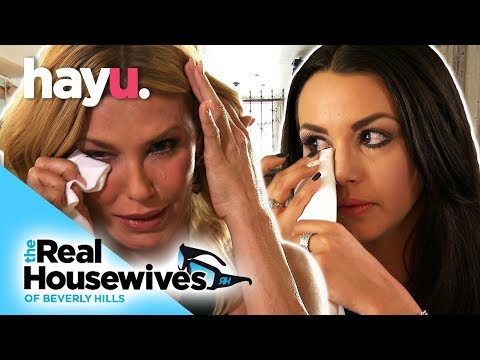 Brandi Breaks Down Talking To Scheana  | The Real Housewives of Beverly Hills