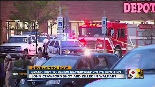 Grand Jury to review Beavercreek police shooting