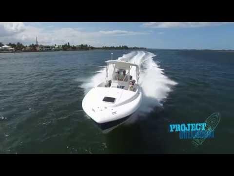 Florida Sportsman Project Dreamboat - Custom Seacraft, Intrepid Cruisin'