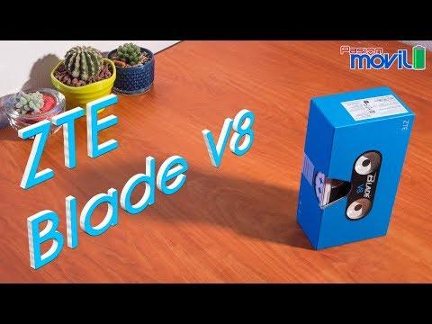 ZTE Blade V8 - Unboxing en Español