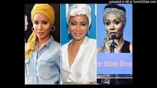 Jada Pickett Smith Wears Head Wraps To Cover Up Hair Loss