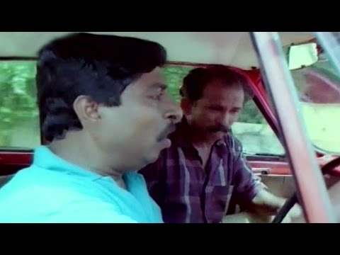 അപ്പം ക്ലച്ച് ഇടുമ്പം ഗിയർ അമർത്തനമല്ലേ ?   Mamukoya & Sreenivasan Comedy Scene