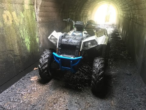 Atv riding in upstate NY