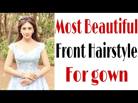 most-beautiful-hairstyle-for-gown-|-hiba-nawab-hairstyle-|-birthday-hairstyle-|-trendy-hairstyle