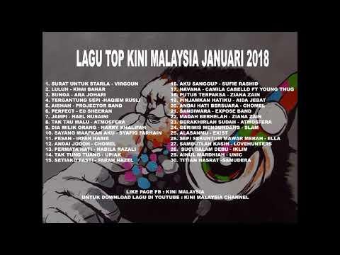 LAGU MELAYU HOT JANUARI 2018