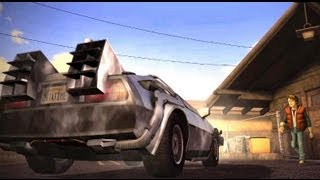 Back to The Future Game (PC, PS3 & Wii)