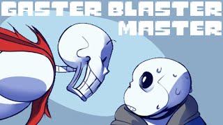 Gaster Blaster Master (Undertale Comic)