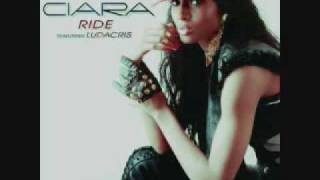Ciara ft. Ludacris-Ride (with lyrics)