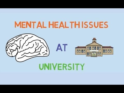 Mental Health Issues at University