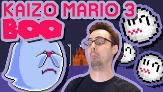 Fishin' Boo Is Comin' For You | Kaizo Mario World 3 [Part 4]