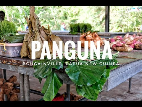 A Tour Of Panguna Town, Mine & Surroundings In 2018 | Bougainville, Papua New Guinea