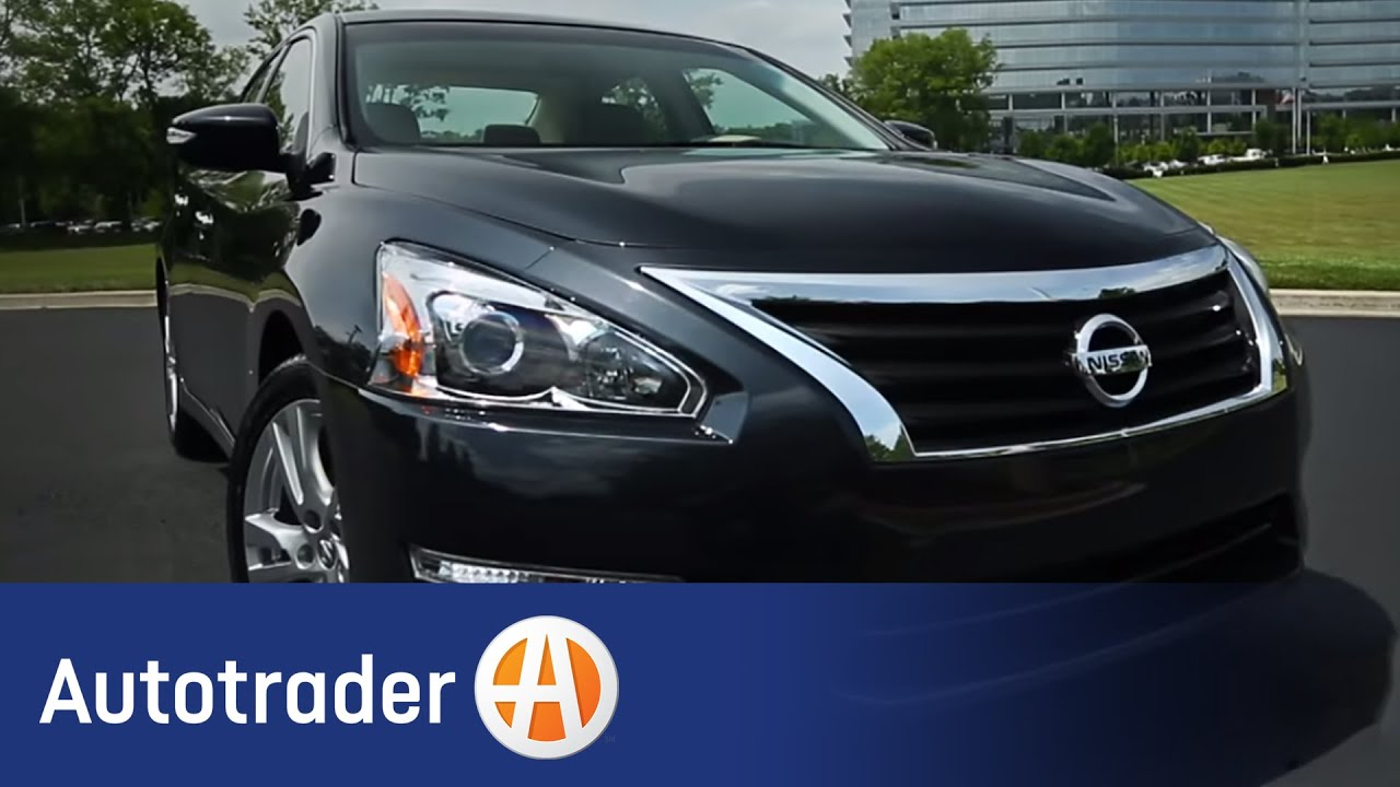 2013 Nissan Altima   Sedan | First Drive Review | AutoTrader   YouTube