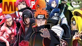 Tipo Akatsuki 🔴 #2 (Naruto) | Style Trap | Prod. Sidney Scaccio | MHRAP