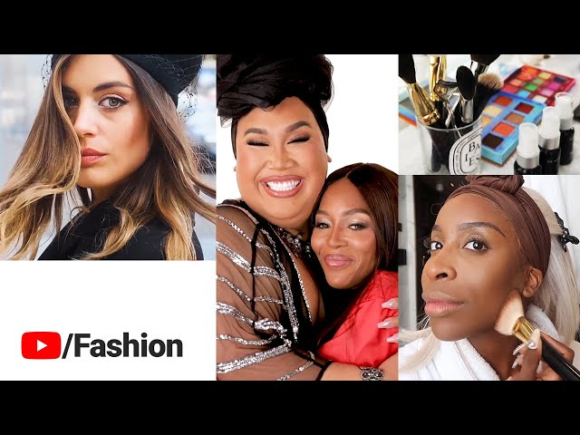 Welcome to Your Front Row Seat to Fashion | YouTube.com/Fashion