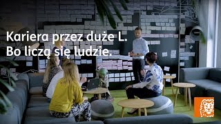 Kariera w ING Banku Śląskim – chcemy, aby ING tworzyli tacy, jak Ty!