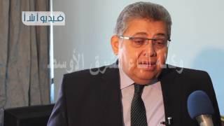 بالفيديو الدكتور اشرف الشيحي البحث العلمي قادر علي تغيير الإقتصاد في مصر