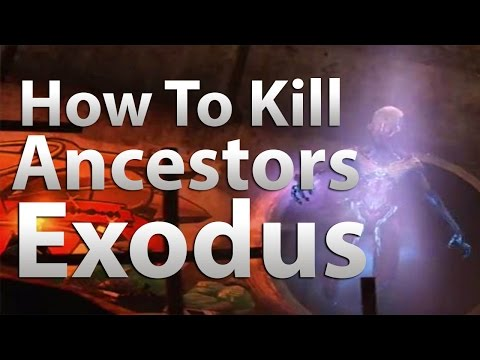 How To Kill The Alien Ancestors in 'Exodus' (Call of Duty Gh